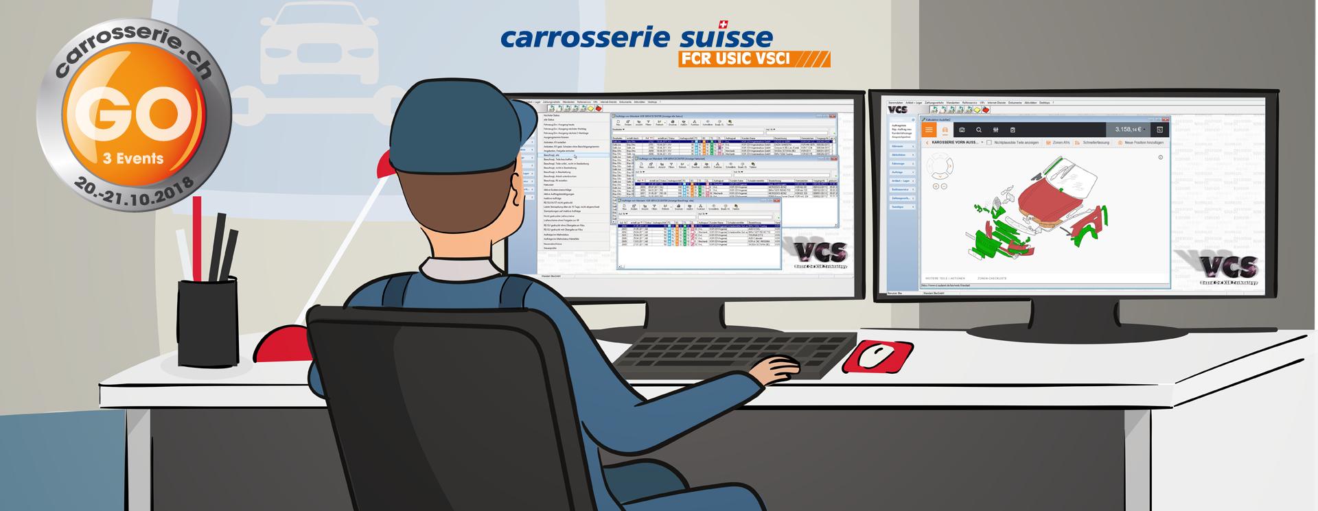 Carrosserie Suisse Branchen Event Thun